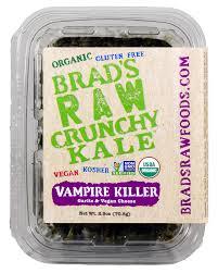 Brad's Kale Chips