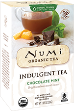 Chocolate Mint Numi Tea