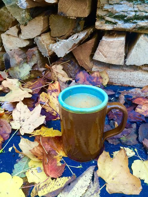 Fireside Tea Latte