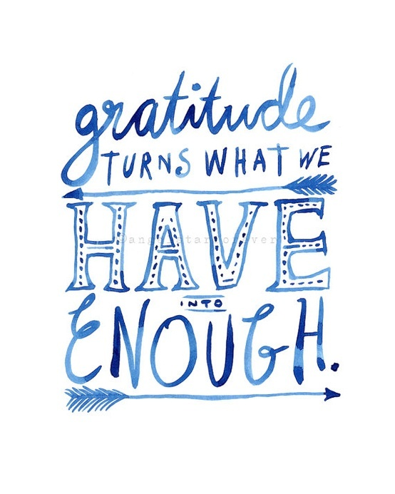 The Power of Practicing Gratitude