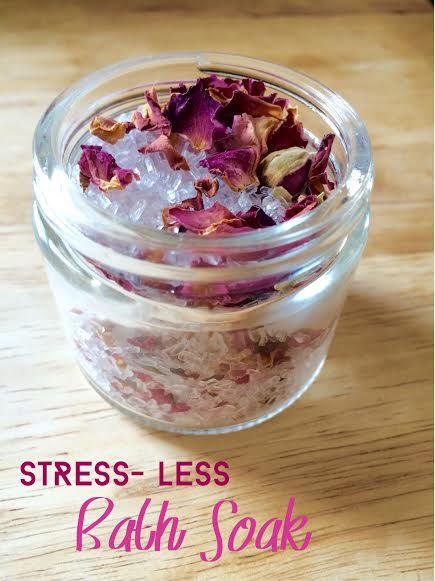 Stress Less Bath Soak