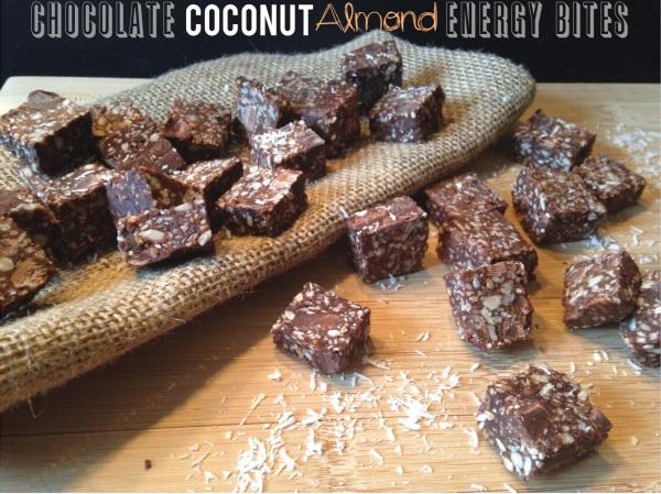 Organic Chocolate Energy Bites