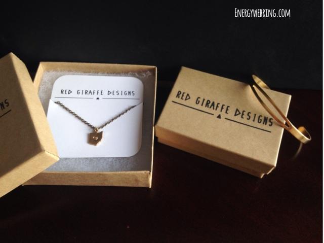 Red Giraffe Jewelry Giveaway